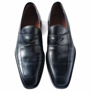 VNTG E.T. Wright Masters Collection Leather Loafer